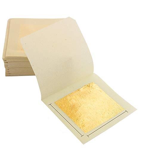 laminas de oro comestible