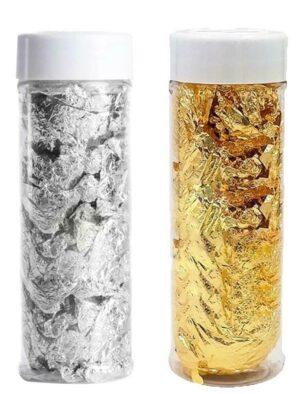 ejem oro y plata en copo