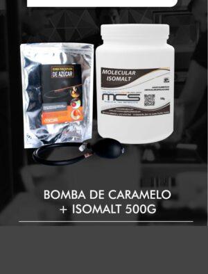 Bomba de Soplado de Caramelo+Isomalt500G