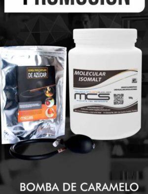 PROMOCION ISOMALT COCINA MOLECULAR MCS